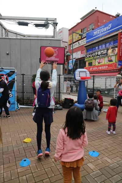 川崎フロンターレの「Touch Hoops」