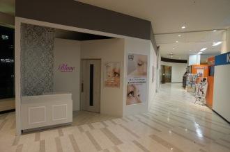美容室「Fare」跡地の区画