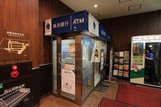 6月30日閉鎖の横浜銀行ATM