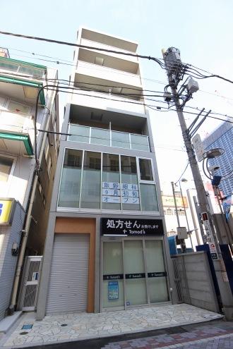 「飯野眼科」移転先の新増田屋ビル