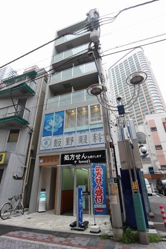 旧増田屋の新ビル「icoco」