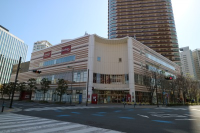 店舗の入れ替わりが続くフーディアム武蔵小杉