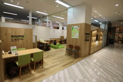 フーディアム武蔵小杉2階の「スーモカウンター」