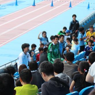 新井選手・小宮山選手のトークショー