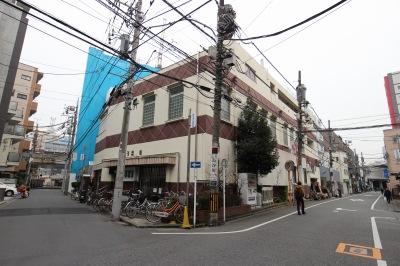 新丸子町の「丸子温泉」