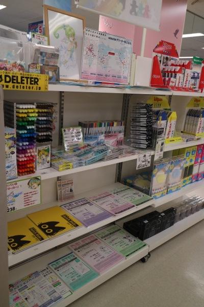 準備が進む「川崎市商品フェア」
