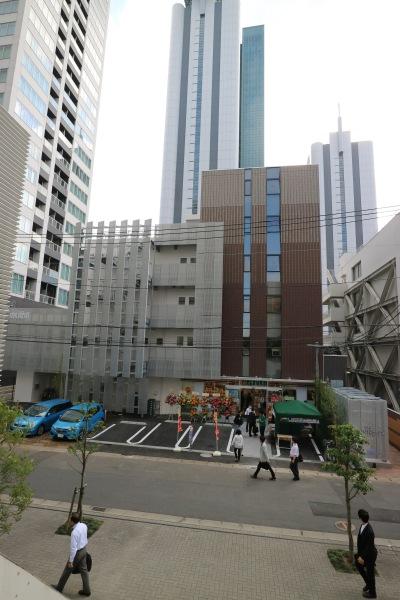 武蔵小杉新駅前に出店した「セブンイレブン武蔵小杉駅新南口店」