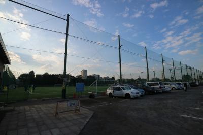 「等々力第1サッカー場」
