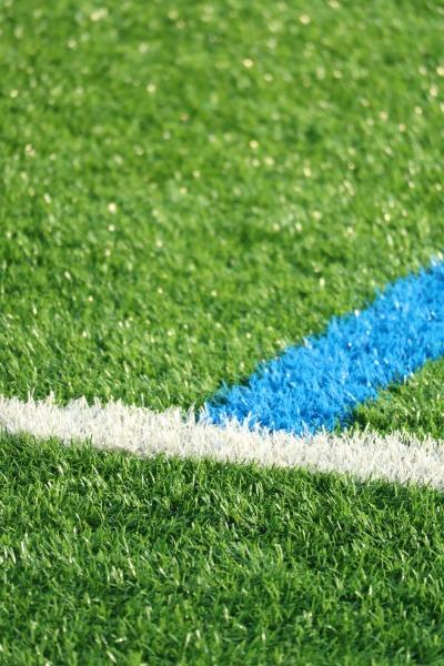 「等々力第1サッカー場」の人工芝