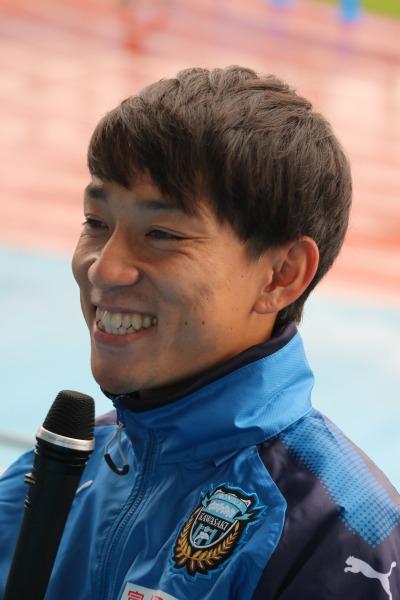 コンサドーレ札幌に期限付き移籍した三好選手