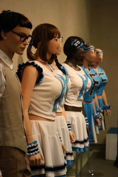 ファン感謝祭の女装コスチューム