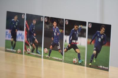 川崎フロンターレ5選手のカード