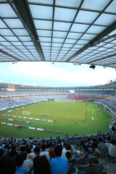 5万人収容の客席