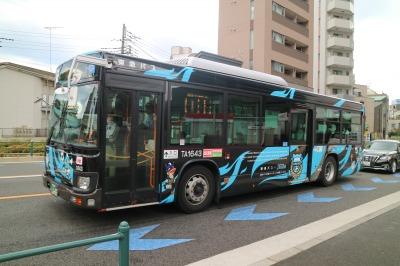 川崎フロンターレのラッピングバス