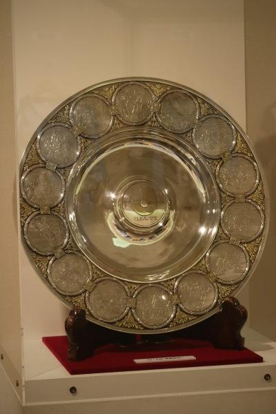 川崎フロンターレ J1優勝のシャーレ