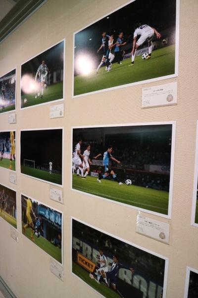 2018シーズンの写真展示