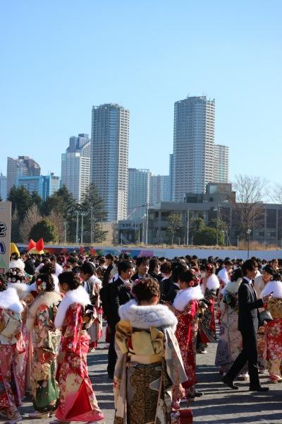 川崎市「成人の日を祝うつどい」
