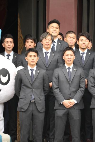 大島僚太選手ら