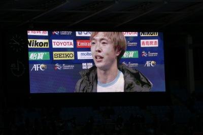 「あんたが大賞」齋藤学選手