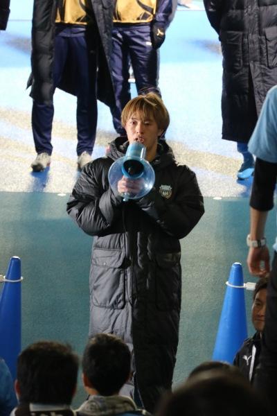 あんたが大賞「齋藤学選手」