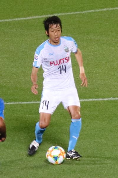 中村憲剛選手