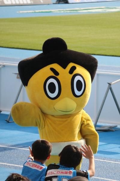 大相撲のマスコットキャラクター