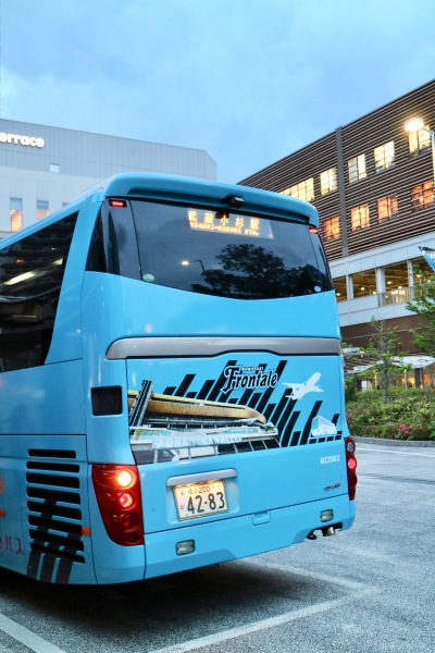 川崎フロンターレオリジナルラッピングバス