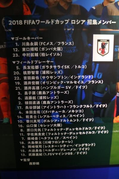 2019ロシアW杯の大島僚太選手の記録