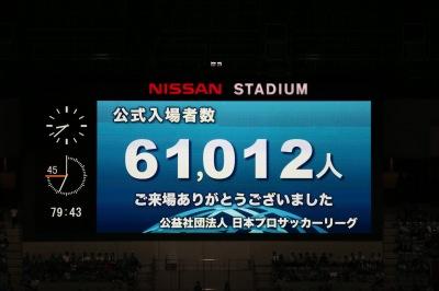 61,012人が来場