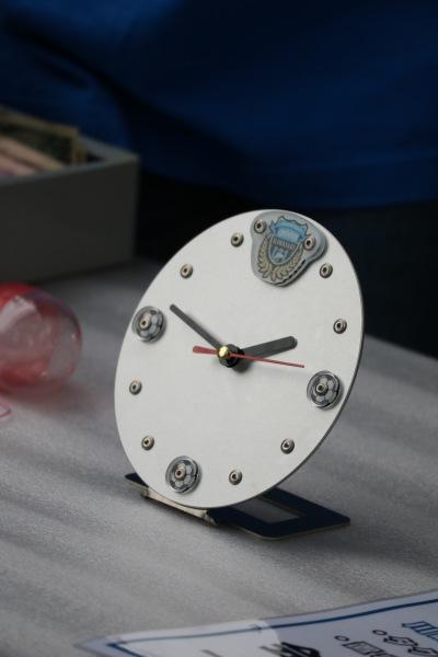 川崎フロンターレオリジナル時計づくり