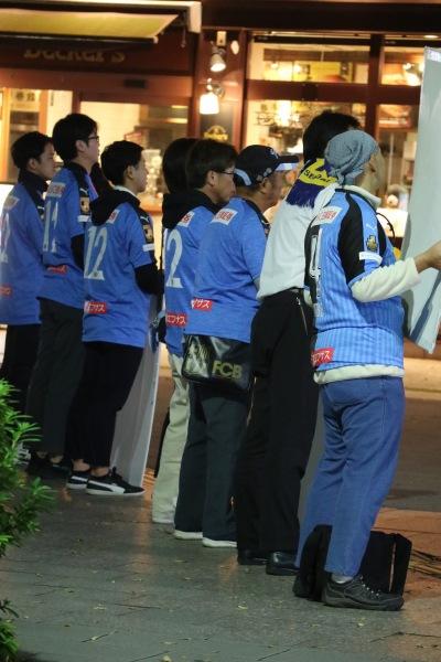 「令和元年台風19号」街頭募金活動