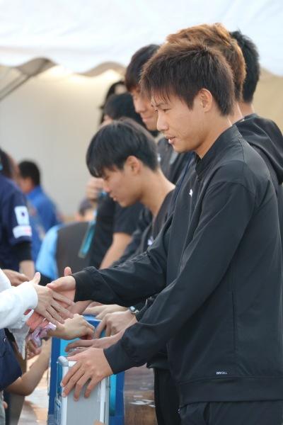 「令和元年台風19号」募金活動