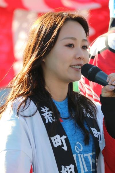 阿井理沙さん