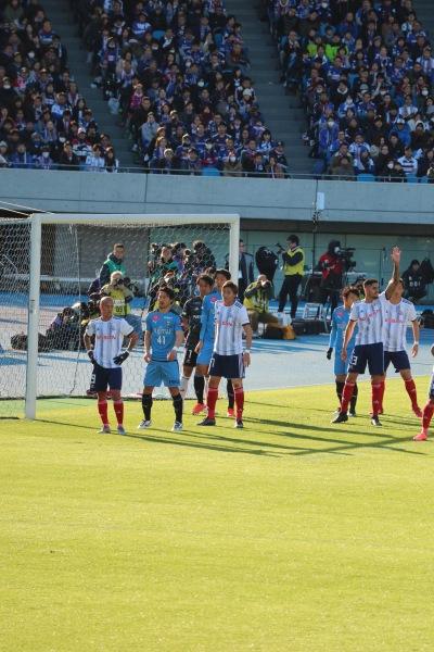 川崎フロンターレvs横浜F・マリノス戦