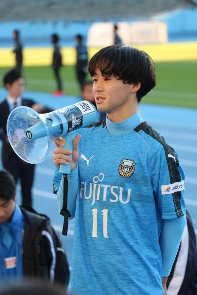 同じく、有田恵人選手