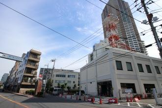 「セブンイレブン川崎中原区役所前店」が出店するNTT東日本川崎北事業所