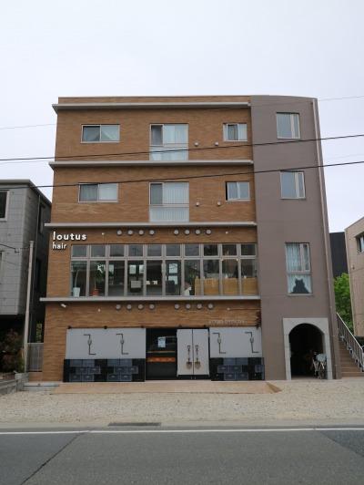 府中街道近くの新築ビル「亜衣フラット武蔵小杉」