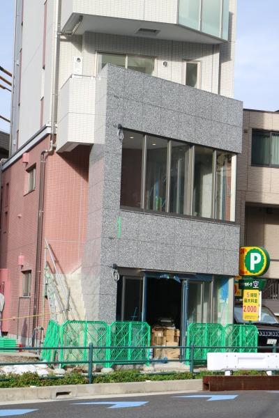 「クレスト武蔵小杉Ⅱ」の店舗スペース