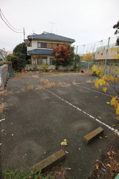 もともと駐車場だった対象用地
