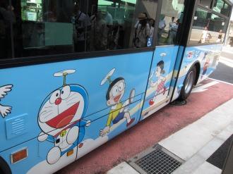 登戸駅からのシャトルバス