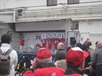 富士通春まつり大抽選会