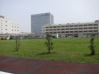 富士通川崎工場の遊休地