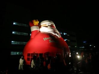 サンタさんのふあふあ