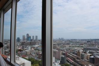 本館20階からの眺望