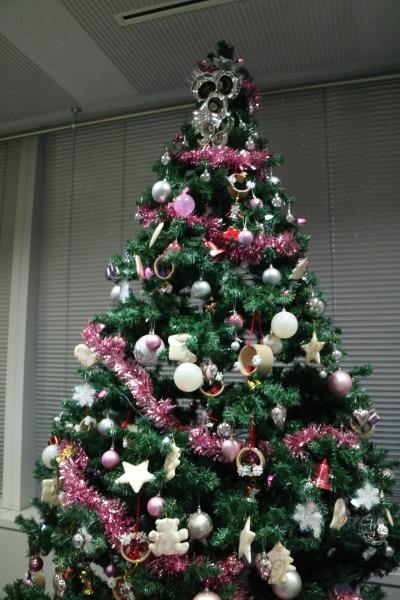 クリスマスツリーコンテスト