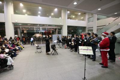富士通合唱部のコンサート