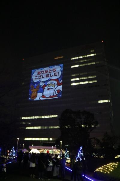 富士通フェスティバルイルミナイト川崎2017