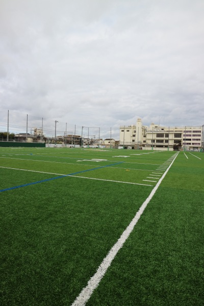 FRONTIERS Field