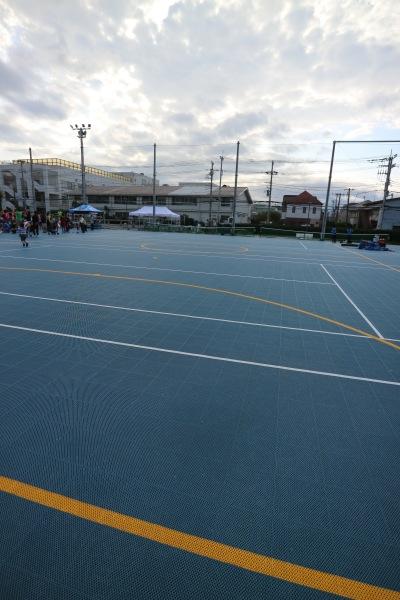 フットサル&テニスコート