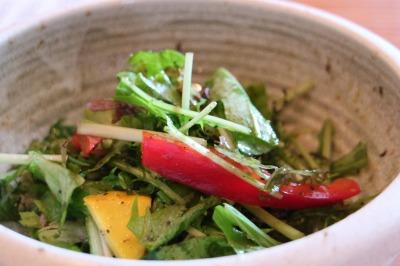 「鎌倉野菜サラダ」